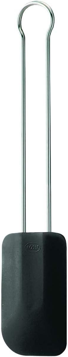 Lengua de Silicona 20 cm R/ÖSLE RS12435 Color Negro