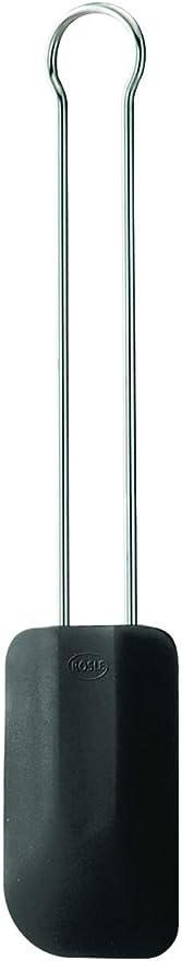 Rösle 12436 Teigschaber Silikon 26 cm schwarz