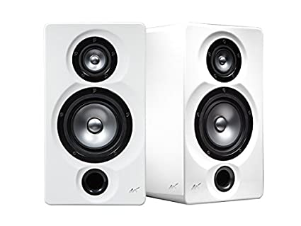 MarkAudio SOTA CESTI B WHITE Bookshelf Speaker Piano White