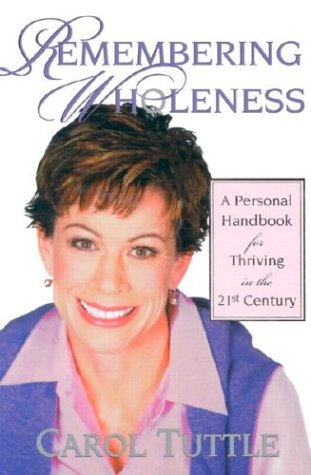 Remembering Wholeness Personal Handbook Thriving product image
