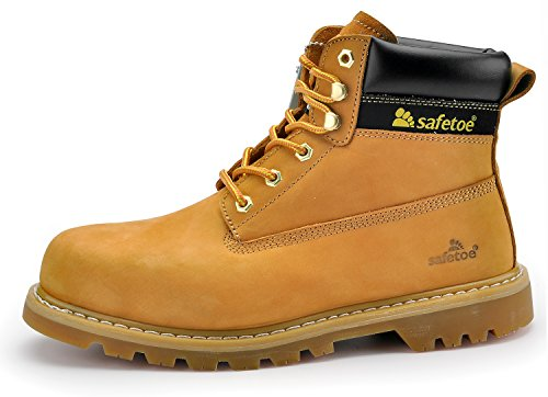 Goodyear Welted Safety Boot - 3