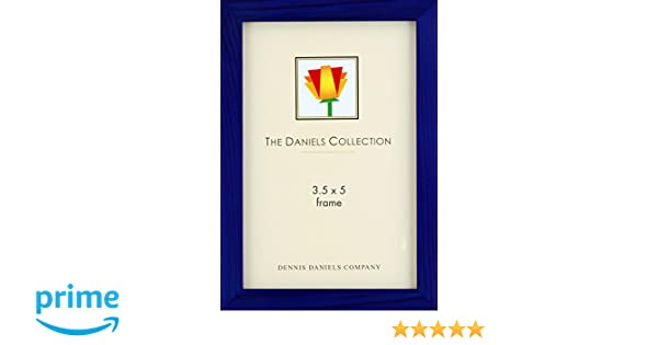 Amazon.com - Dennis Daniels Gallery Woods Picture Frame, 3.5 x 5 ...