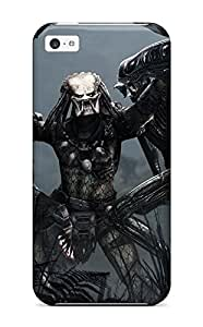 fenglinlinOscar M. Gilbert's Shop New Style 1867974K45940270 Case Cover For iphone 5/5s - Retailer Packaging Aliens Vs. Predator Game Protective Case