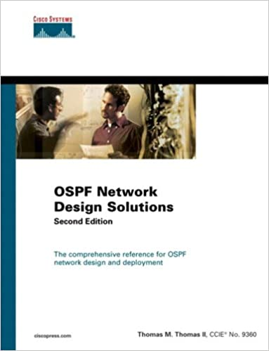 Buy OSPF Network Design Solutions (Cisco Press Networking