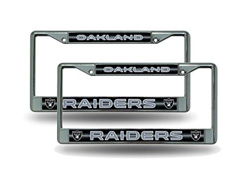 Oakland Raiders License Plate Price Compare