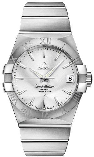 Omega Constellation Mens Watch 123.10.38.21.02.001