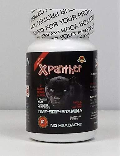 X Panther Pills for Men (Panther Pill)
