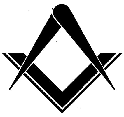 Image result for masonic square and compass