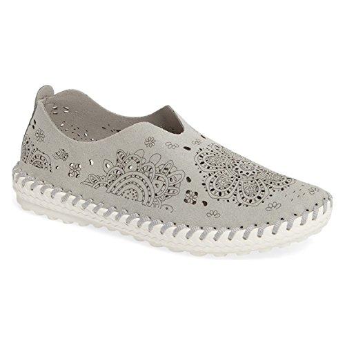 Women's Bernie Mev, Casual TWO09 Slip On Shoes Grey (7.5)