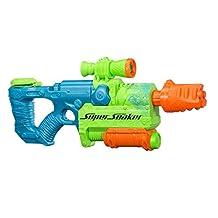 SUPERSOAKER Zombie Strike LG Water Blaster Gun