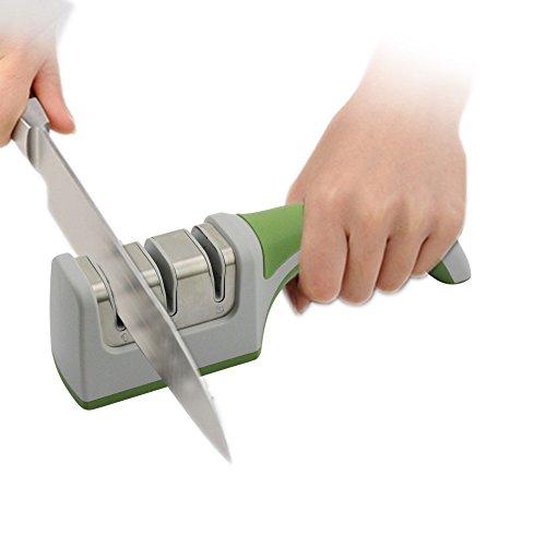 Multifunction Knife Sharpener 3 Stage Sharpening