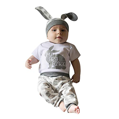 ❤Ywoow❤ Baby Clothes Set, Newborn Baby Girl Boy