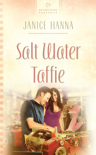 Read Online Salt Water Taffie (Heartsong Presents, No.834) ebook