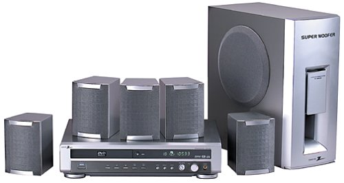 Lg dvd home cinema system model da-3520