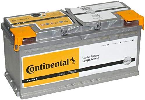 BATTERIA AUTO CONTINENTAL L6-110Ah 950A 12V DX