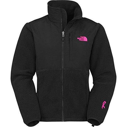 Mujer cara norte lazo rosa Denali chaqueta Tnf negro tamaño: XS
