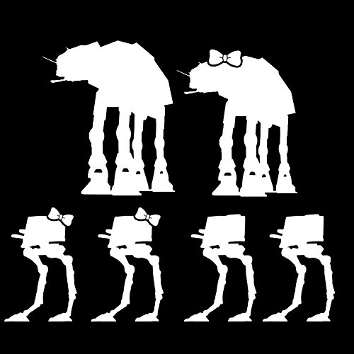 Galactic Empire Walker Sticker Decal product image
