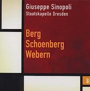 Schoenberg, Berg & Webern : works