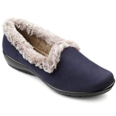 HOTTER - Business-Slipper - blue