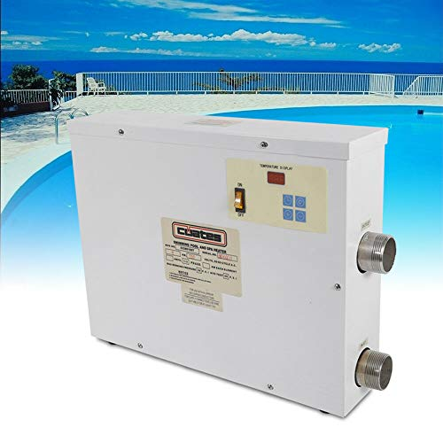 swimming pool and spa heater - 8