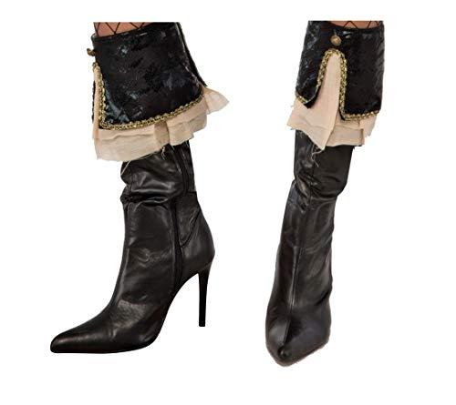 Ovedcray Costume series Buccaneer Female Boot