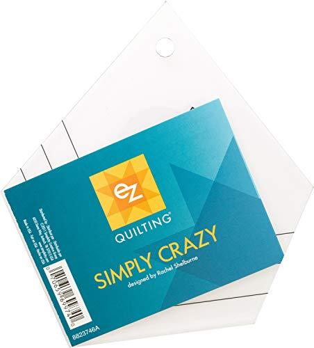 (EZ Quilting 8823746 Simply Crazy Tool)