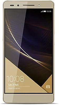 Honor 7 Premium Smartphone (13,2 cm (5,2 Pulgadas) Pantalla táctil ...
