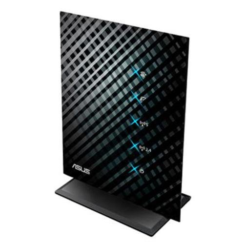 Retail - Asus RT-N53 4-Port Dual-Band Wireless-N600 Router (Black) by Asus