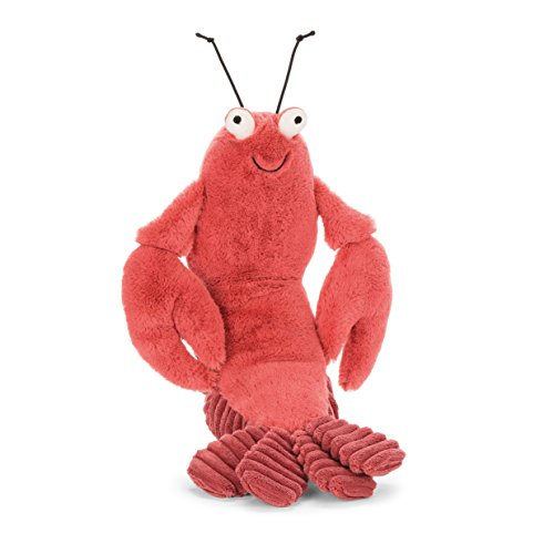 - Jellycat Larry Lobster Stuffed Animal, Large, 15 inches