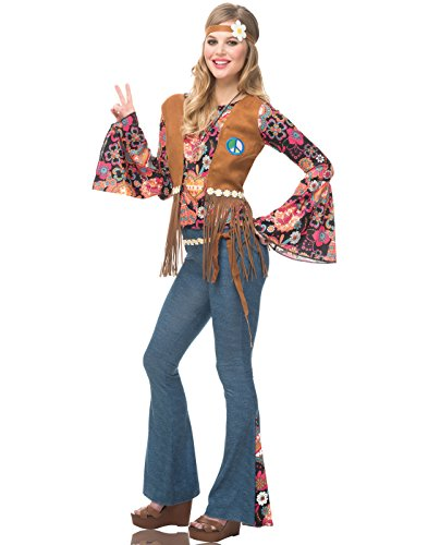 Peace Out Adult Costume - Medium