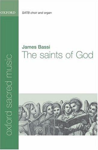Download The Saints of God: Vocal score pdf