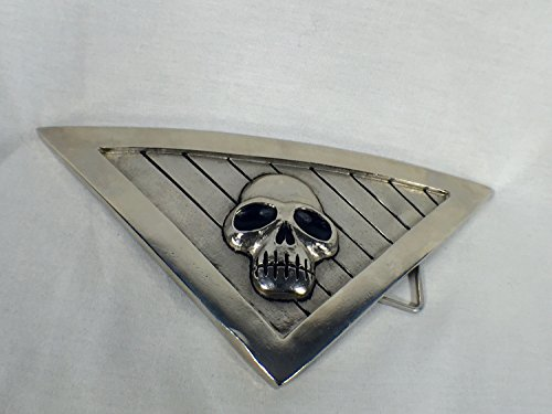 The Phantom Belt Buckle, Solid Metal