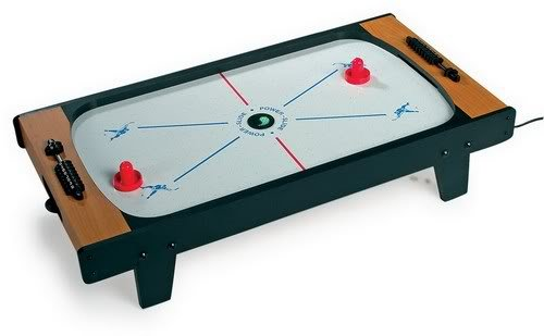Air Hockey Table Game Legler