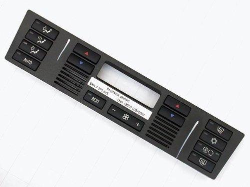 BMW e39 Climate Control ac heater PUSH BUTTONS panel heating hvac button set