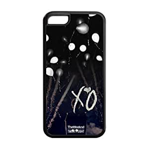 DIY Hard Snap-on Backcover Case for Iphone 5C- The Weeknd XO