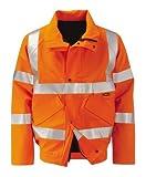 Gore-Tex Panacea GB2FWBJR Colorado XXXL 2-Layer Hi-Vis Rail Bomber Jacket - Orange by Paroh offers