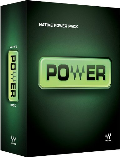(Waves Native Power Pack Plugin Bundle)