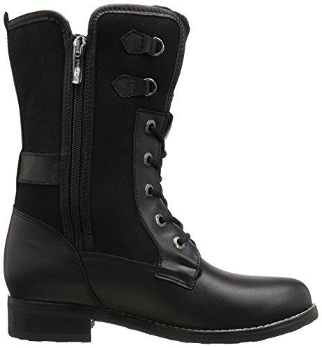 Pajar Donna Caroll Boot Nappa Nero / Dfs Nero