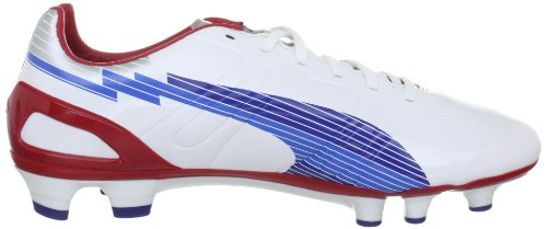 Blanc de 3 Fg Chaussures 1 football Puma femme Evos qHz6q0