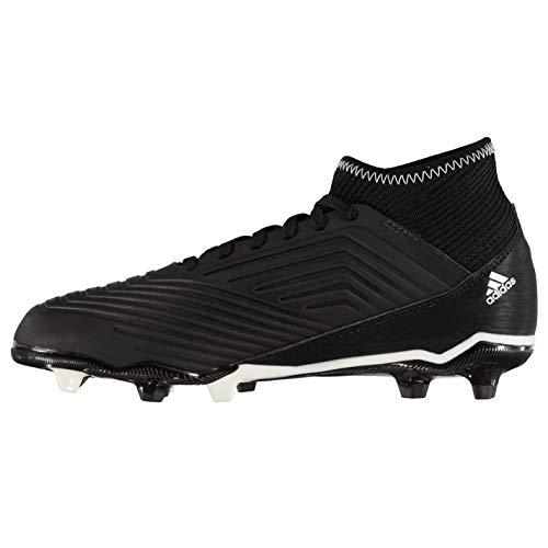 fútbol Negbás Adulto 18 Predator Unisex de FG Ftwbla Negro adidas 000 J 3 Botas 4q01HxnPx
