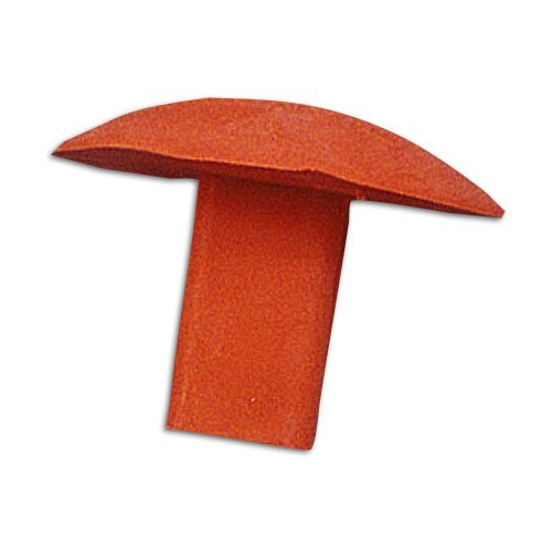 Champro Rubber Ground Anchor Plug (Orange) ()