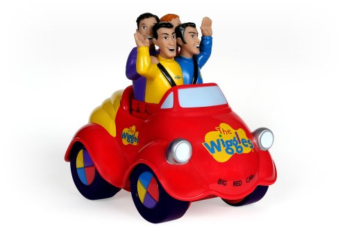 The Original Wiggles Big Red Car Toy