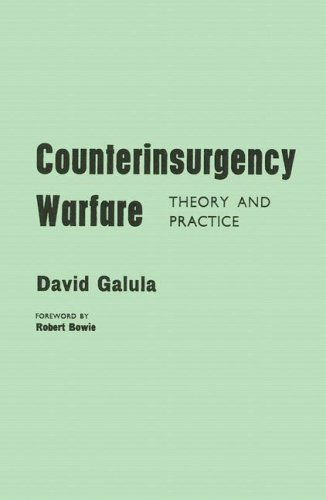 Counterinsurgency Warfare: Theory and Practice (Science 101 (Collins))
