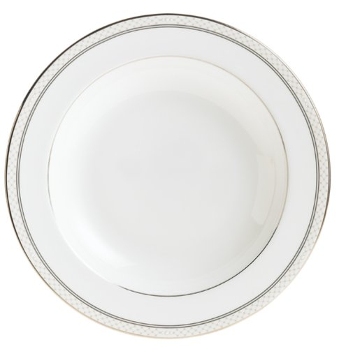 Waterford China Padova Rim (Fine China Rimmed Soup Bowl)