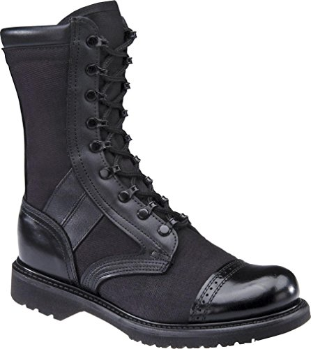 Corcoran Men's 10 Inch PR Marauder Work Boot,Black,8 D US