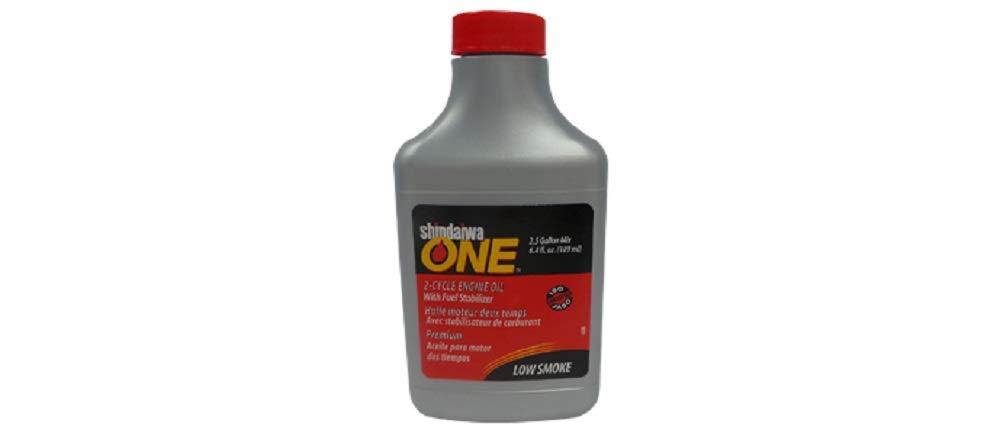 Shindaiwa One 2-Cycle Oil 6 Pack 6.4 fl. oz - 1 Gallon Mix (80036) by Shindaiwa One