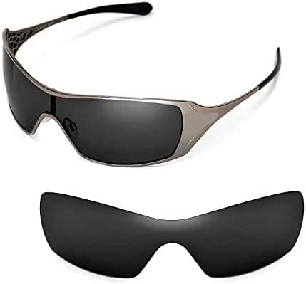 Walleva Replacement Lenses for Oakley Dart Sunglasses - Multiple Options Available