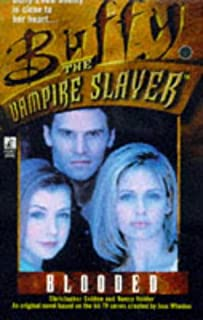 Blooded (Buffy the Vampire Slayer Book 5)