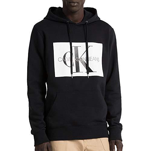 Uomo Box Xll Calvin Klein Logo Night Sky Monogram Jeans Felpa J30j307745 qCCTw0x7