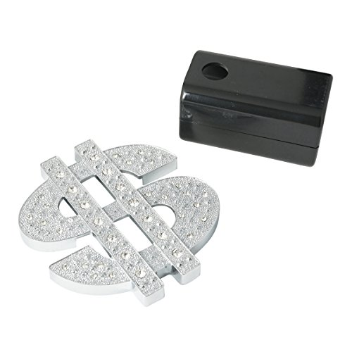 Bully CR-419 Auto Ice Dollar Sign Hitch Cover